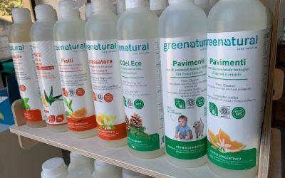 Greenatural: nuova linea di detergenti ecologici e biologici